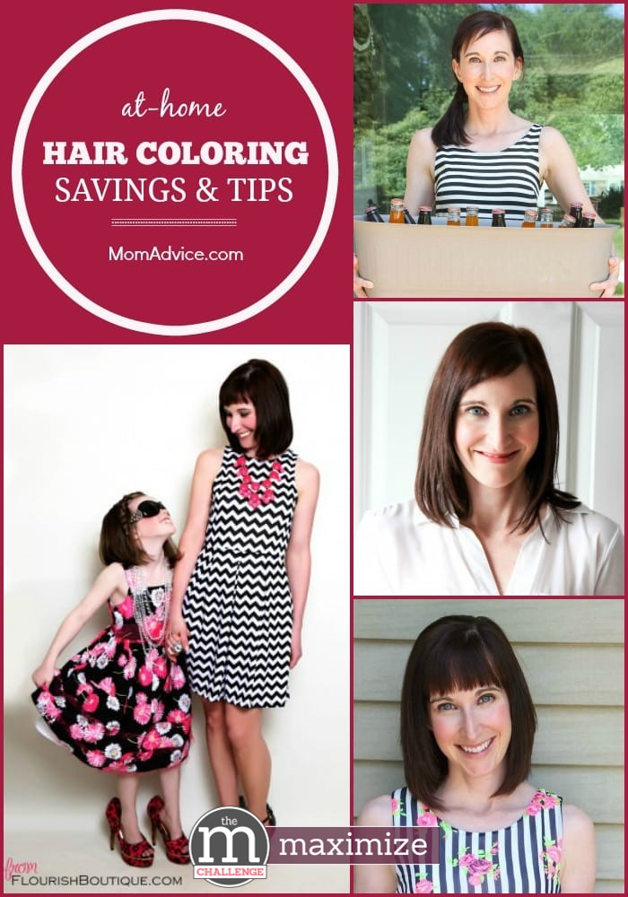 DIY Hair Coloring Savings and Tips