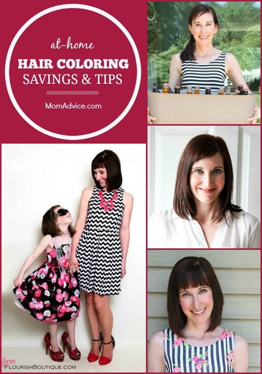 DIY At-Home Hair Coloring Savings & Tips