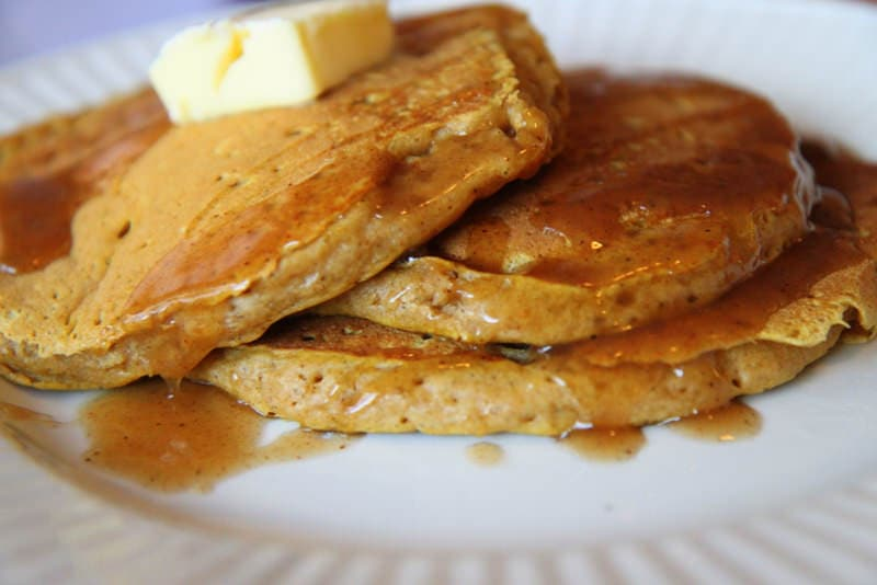 Fluffy and Light Pumpkin Pancakes - MomAdvice