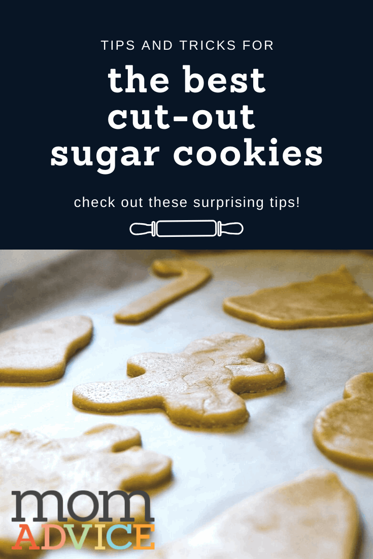 The Hidden Secrets to Perfect Cu-Out Sugar Cookies from MomAdvice.com