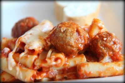 Quick Weeknight Dinner: Baked Ziti With Turkey Meatballs - MomAdvice
