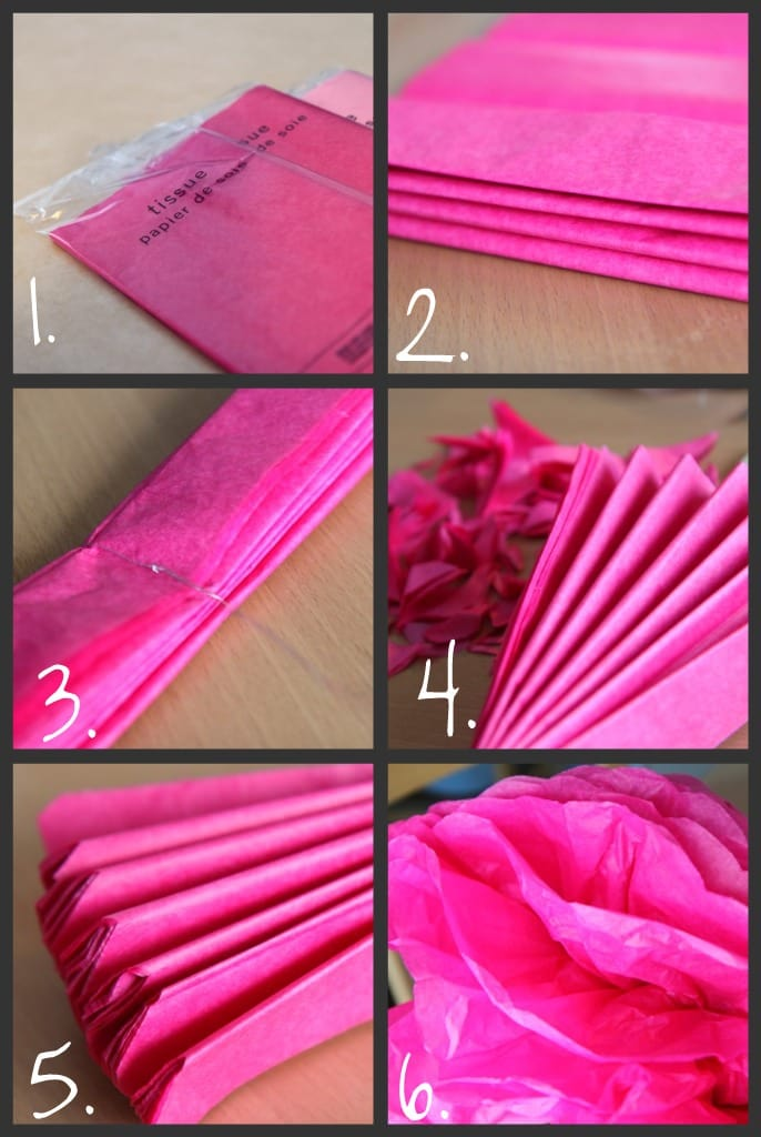 how to make tissue paper pom poms video Today we welcome back jen from tea fro two to show us how to make these quick and easy paper pom poms.