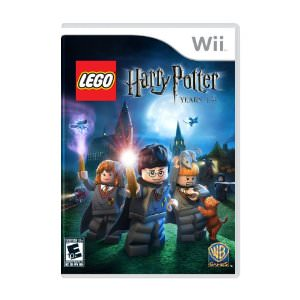 LEGO Harry Potter Wii Game