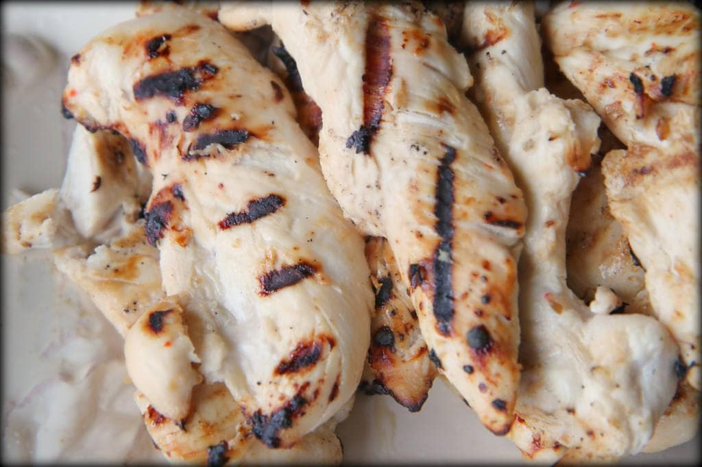 grilled chicken tenders 2