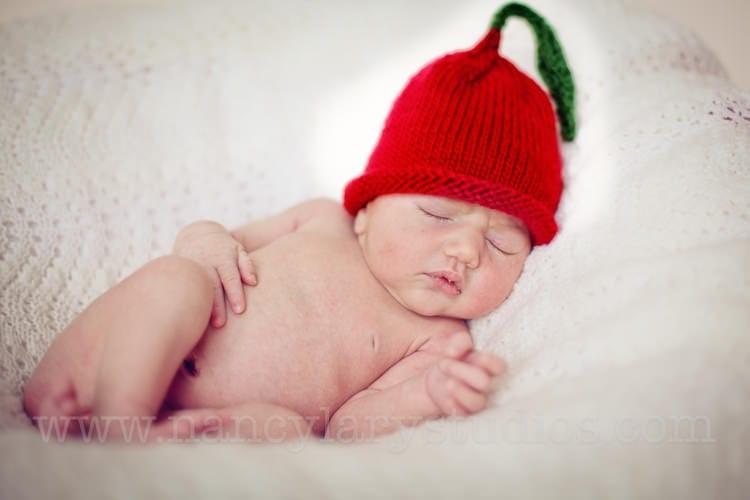 Oh, Baby: Sweet Knitted Baby Hats