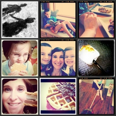 100 days of summer: root beer icees, corn syrup painting, ...