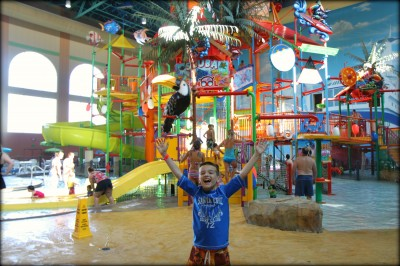KeyLime Cove Indoor Water Park Family Adventure