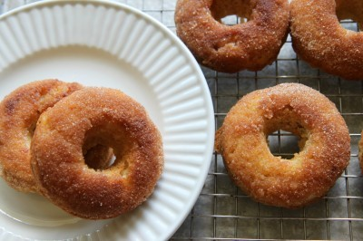 Baked Apple Pie Donuts Momadvice