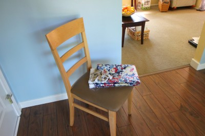 RE UPHOLSTER DINING CHAIRS Chair Pads Cushions