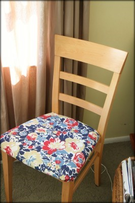 How To Reupholster A Chair Momadvice