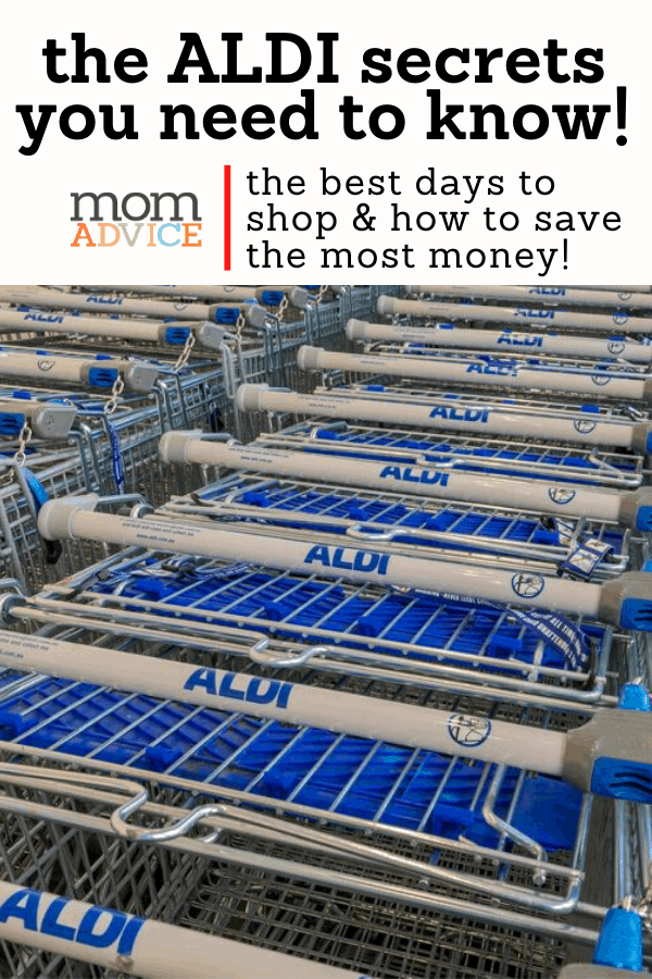 Grocery Shopping Tips At ALDI Header
