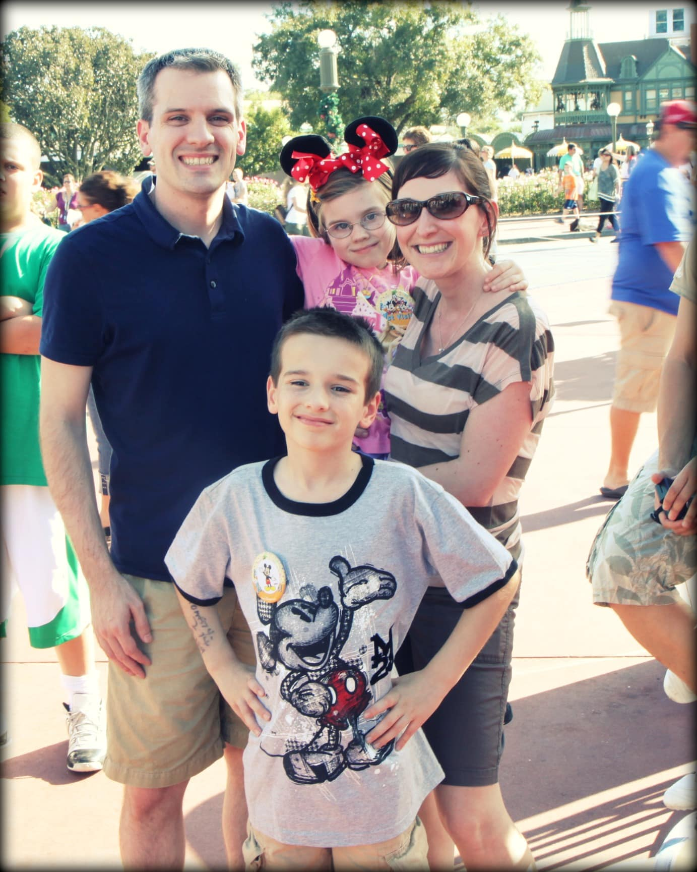 Disney Family Travel Tips for Photos