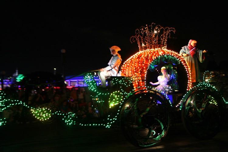 Disney Nighttime Photo Tips