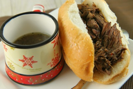 Slow Cooked Italian Beef Sandwiches For a Crowd - MomAdvice