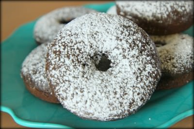 baked-chocolate-donuts