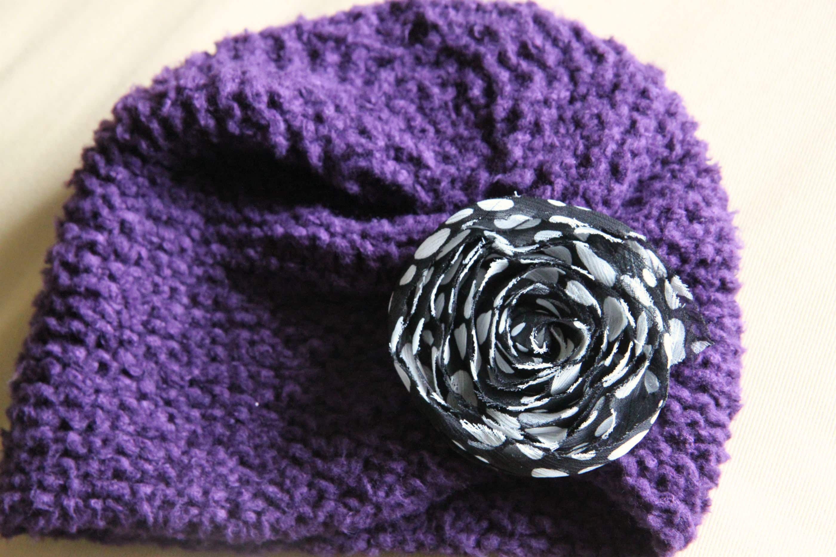 How to Knit Great Chemo Caps For Charity - MomAdvice df8e7408ed3