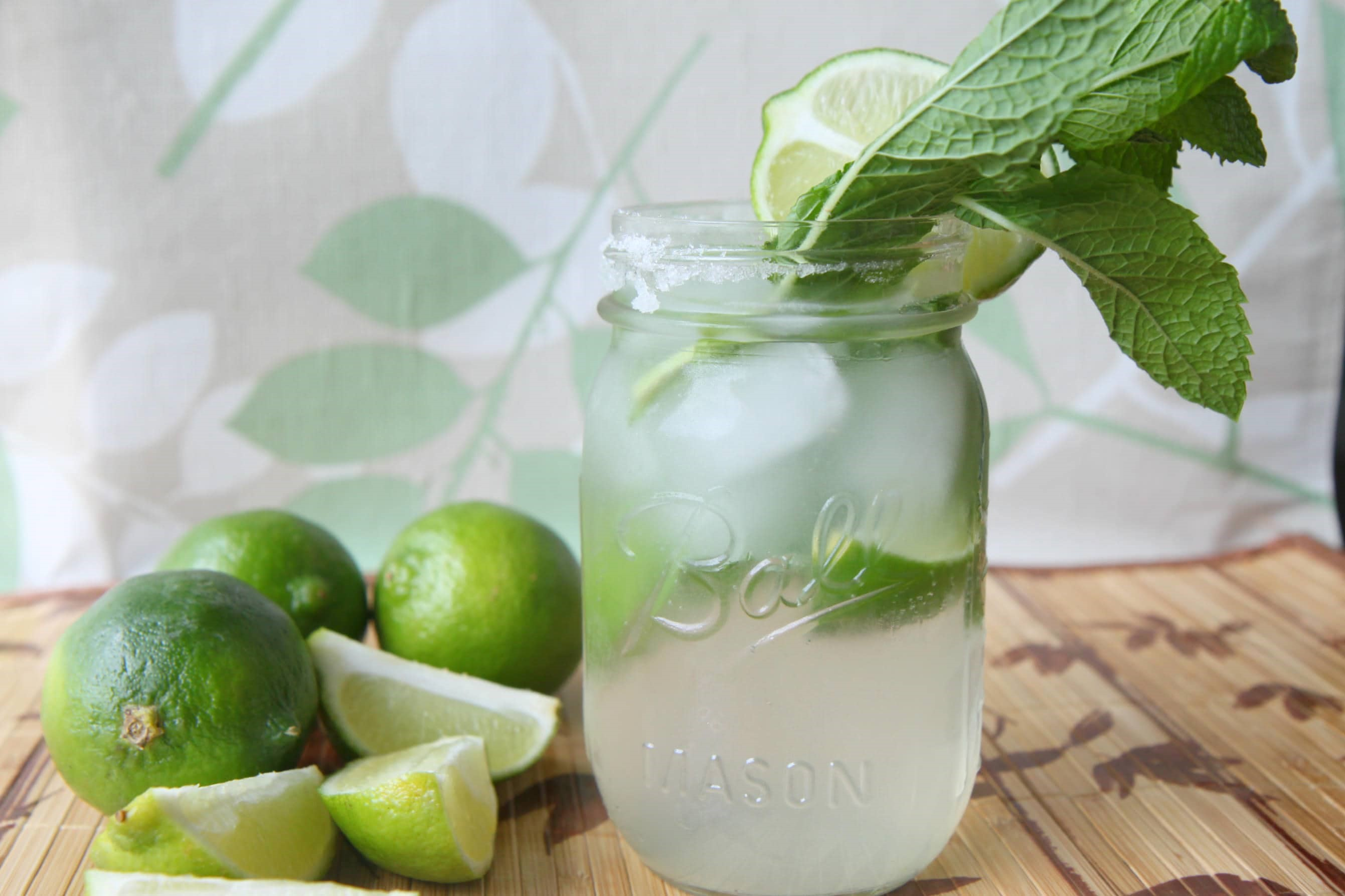 Splendidly Homemade: The Perfect Mojito