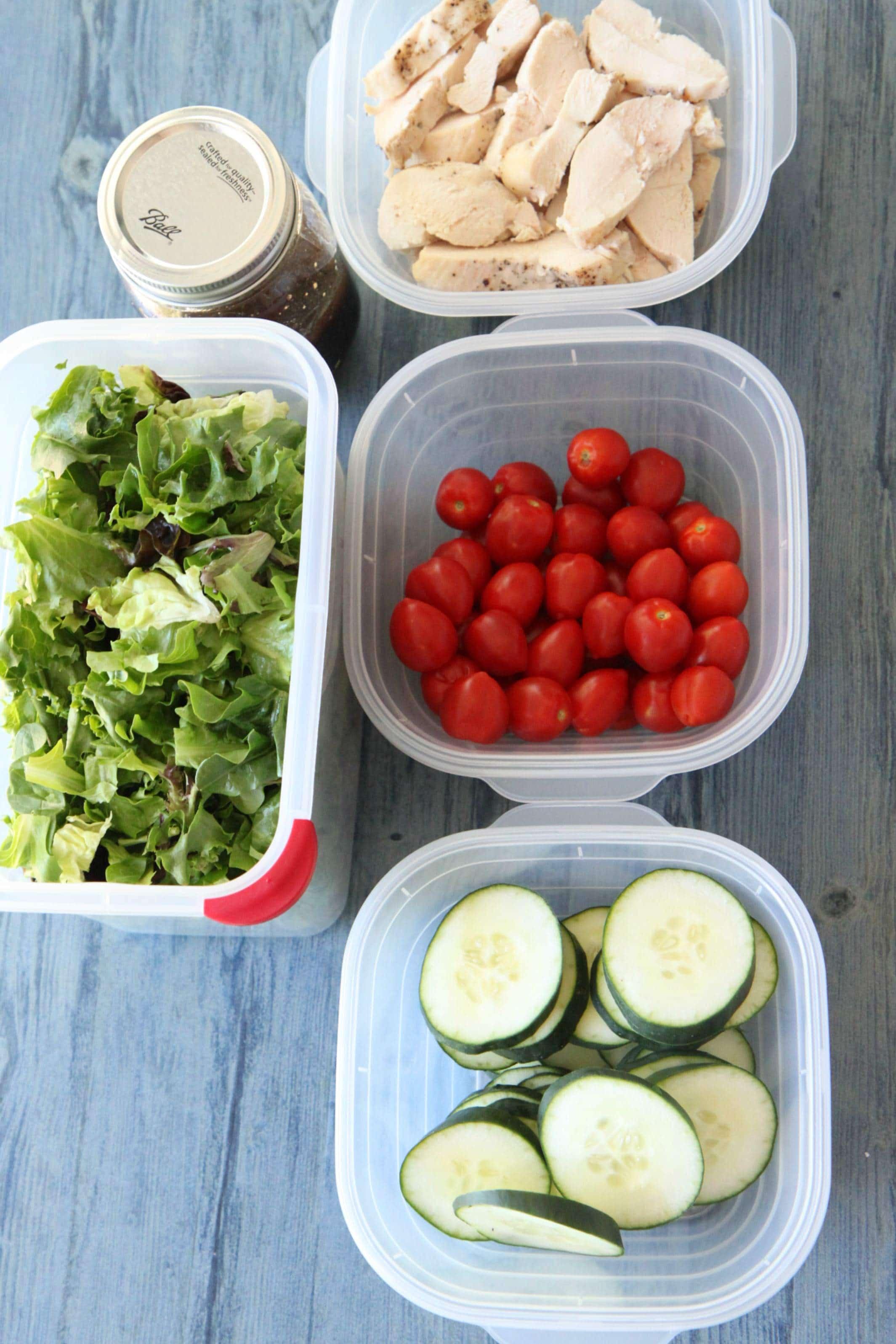 Diy Salad Bar For Summer Momadvice