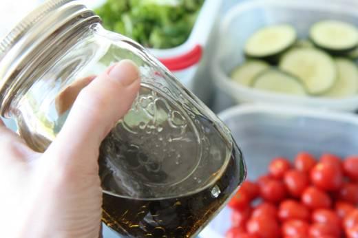 Basic Vinaigrette for Salads