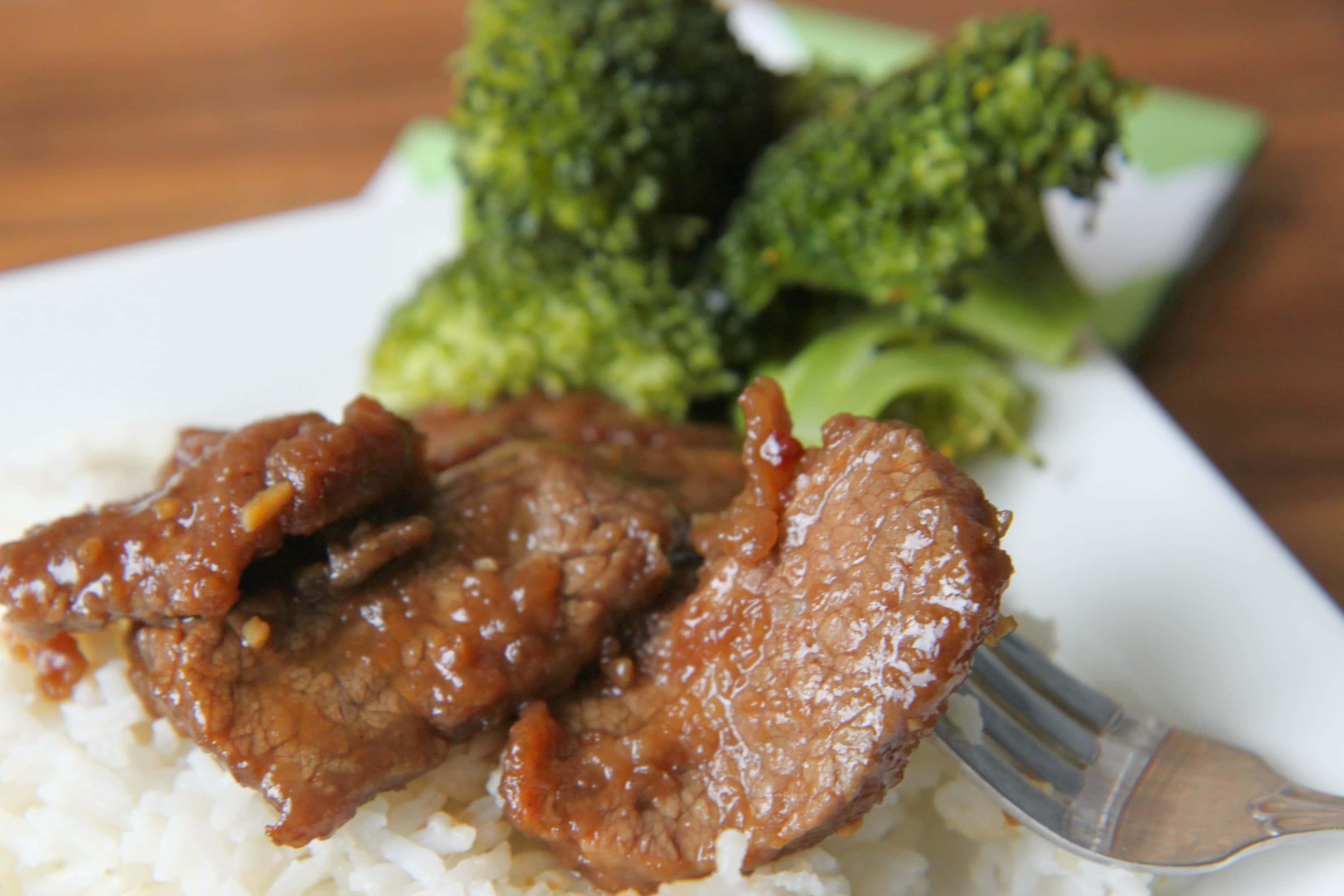 Mongolian Beef - MomAdvice
