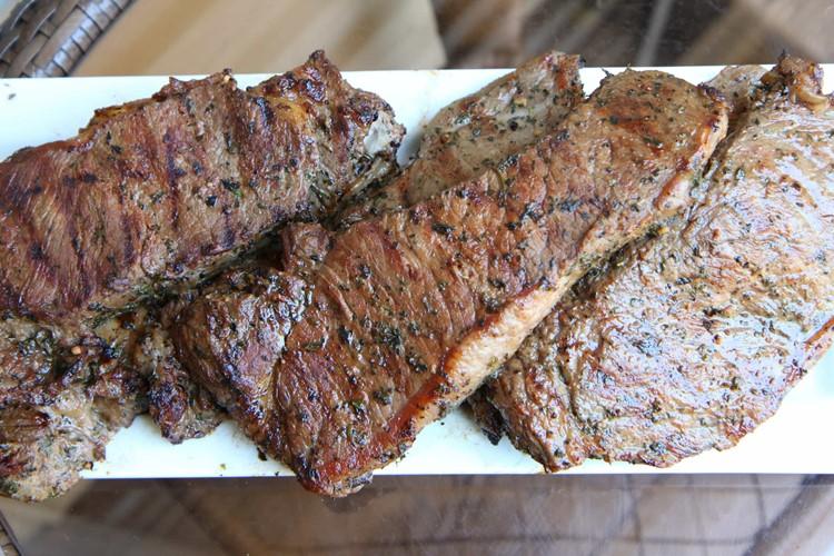 The World's Best Steak Marinade
