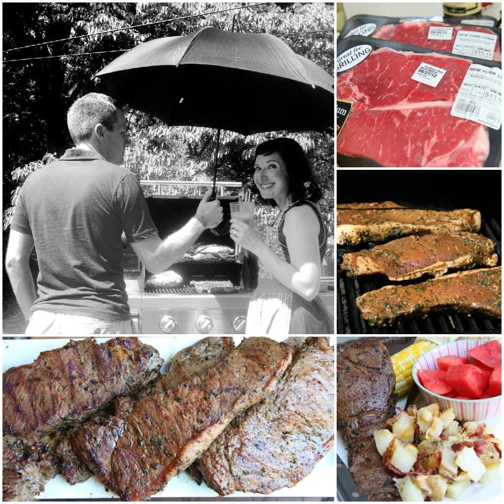 Best Steak Marinade in Existence: Labor Day Steak Feast For Under $100 ...