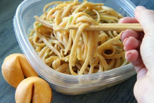 Lunchbox Asian Noodles :: MomAdvice.com