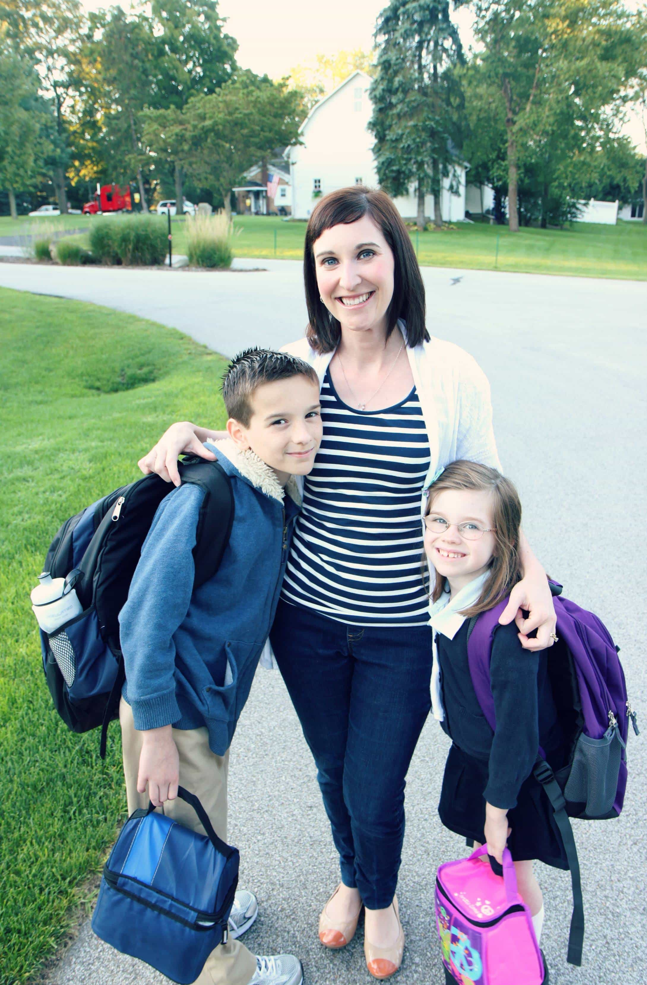 Creating Your Own Back to School Traditions