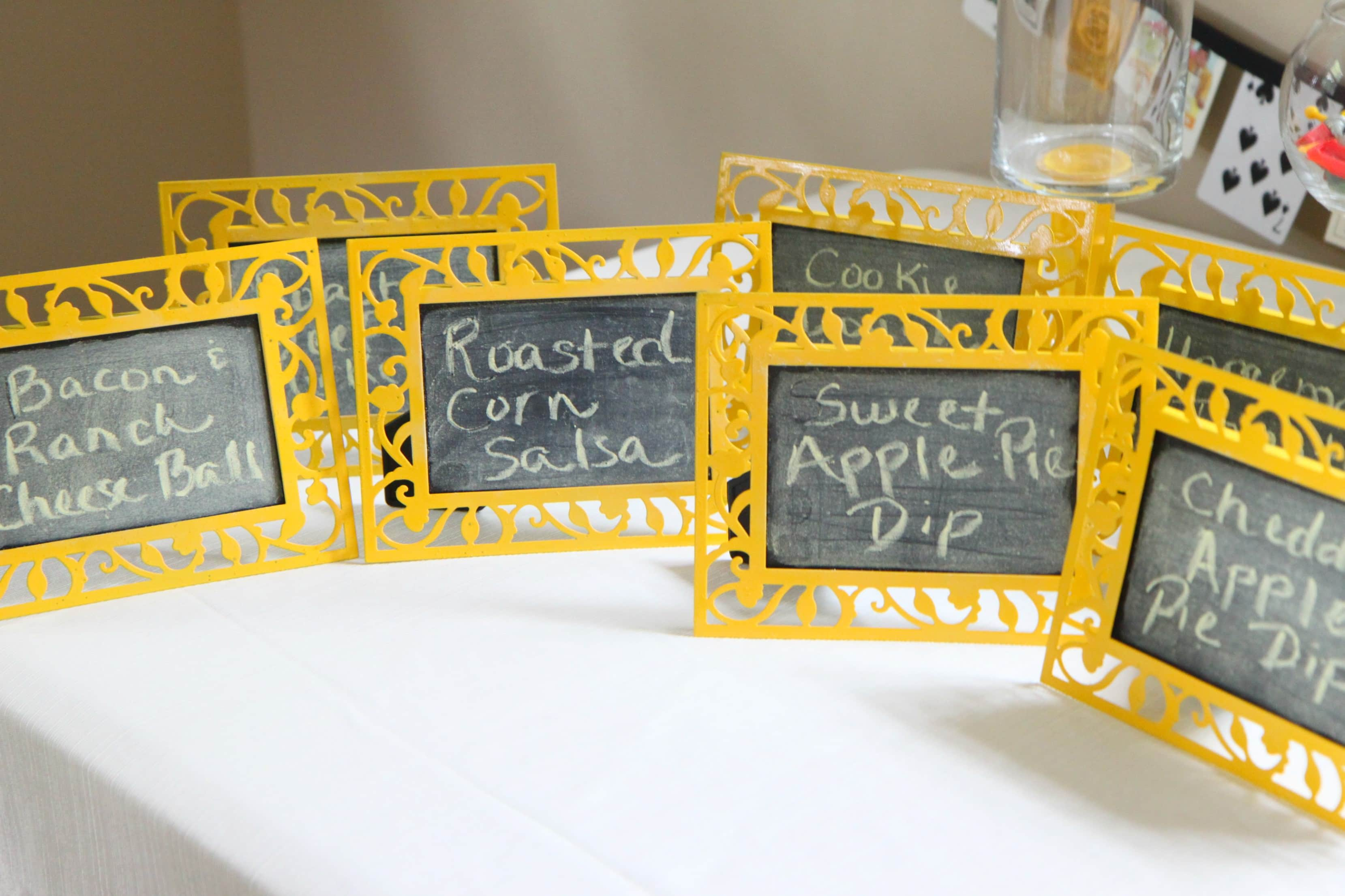 if you are a regular reader here you may have been following my obsession with chalkboard spray paint for crafting on the blog today i wanted to show you