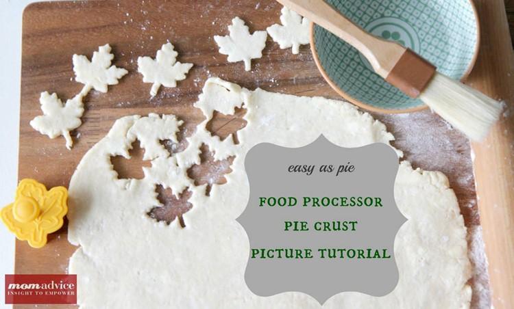 Pie Crust Tutorial MomAdvice.com