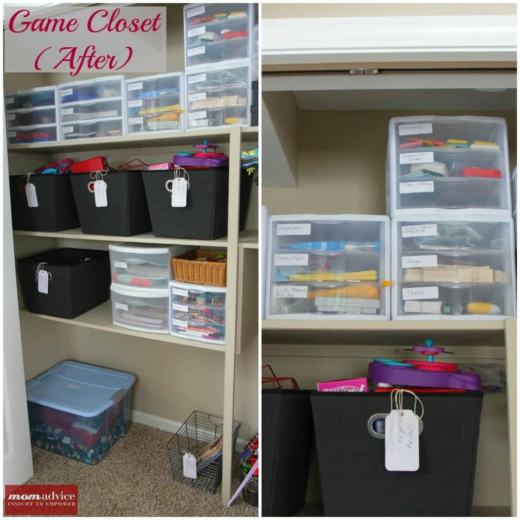 How to Organize Board Games - MomAdvice