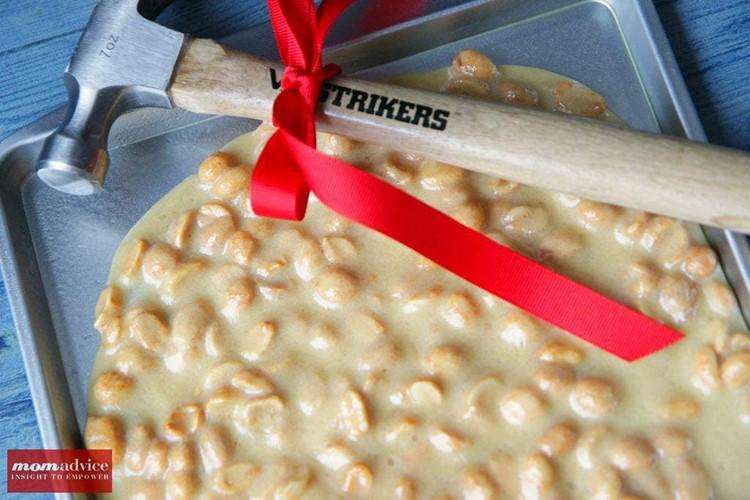 Easy Microwave Peanut Brittle Momadvice