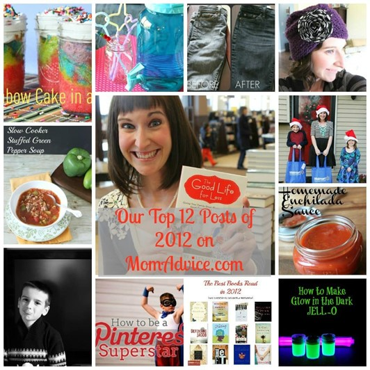 Our Top 12 Posts of 2012