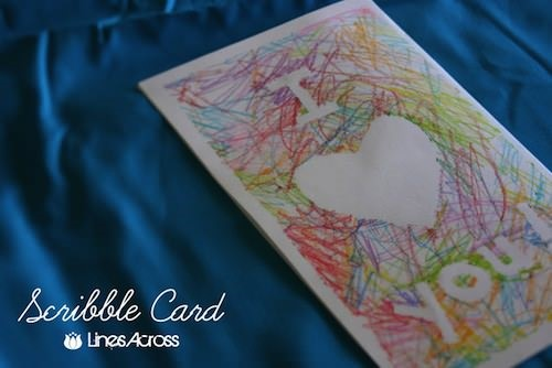 Scribble Card