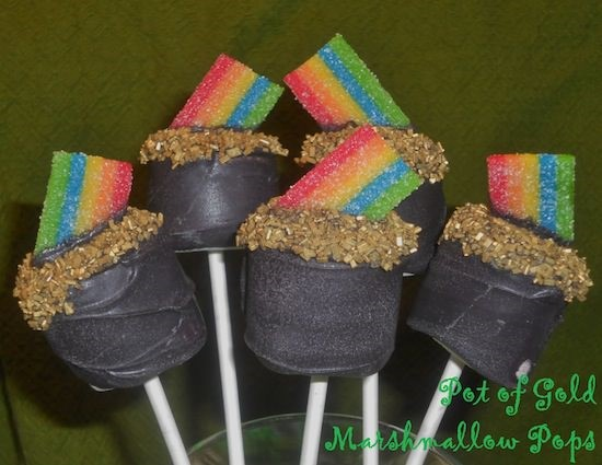 pot-of-gold-marshmallow-pops