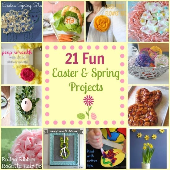 spring-easter projects