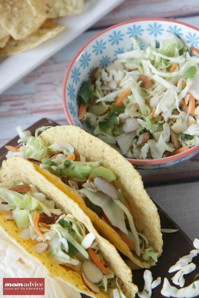 3-Ingredient Chicken Tacos