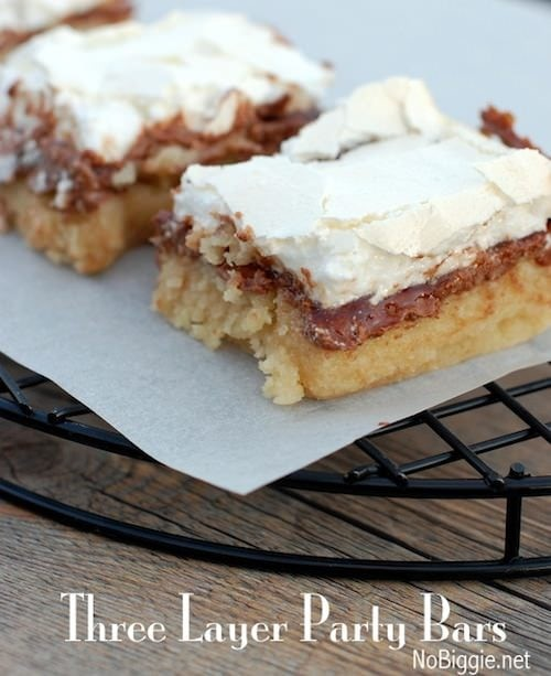Three-Layer-Party-Bars