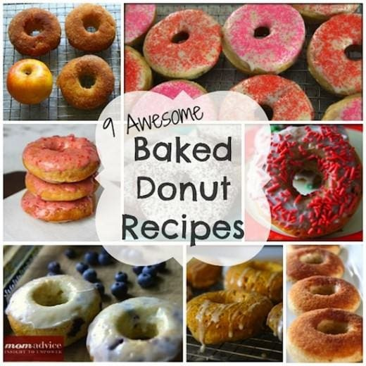 Baked Donut Recipes – Our Family's Favorite!