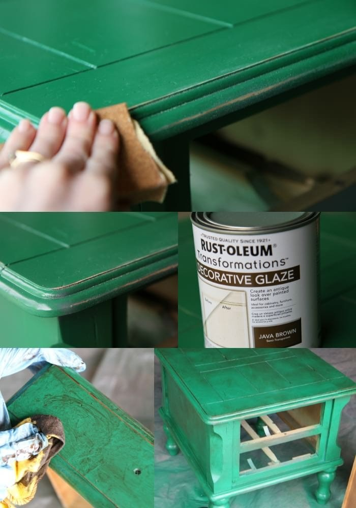 How to Spray Paint Furniture - MomAdvice