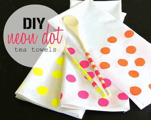 neon_dots_tea_towels