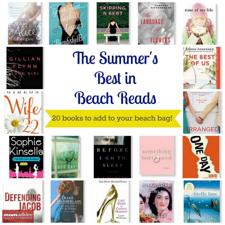 20 Beach Reads for Summer