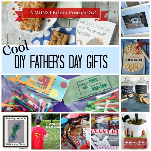 cool diy father s day gifts momadvice