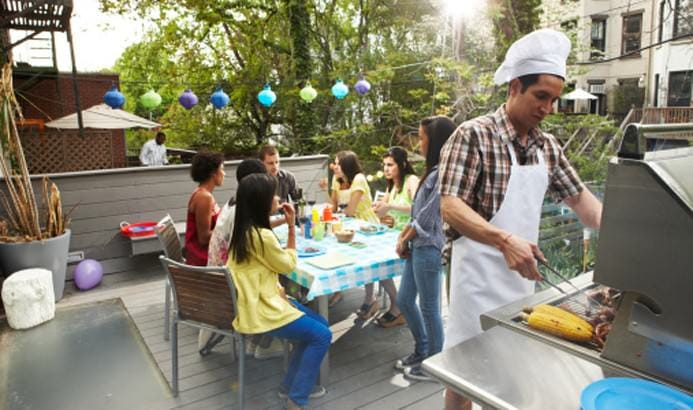 Summer Backyard BBQ Ideas
