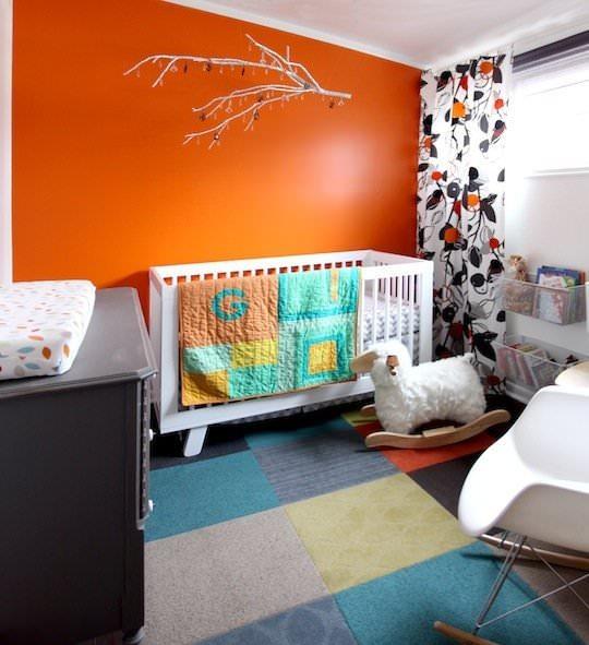 orange nursery