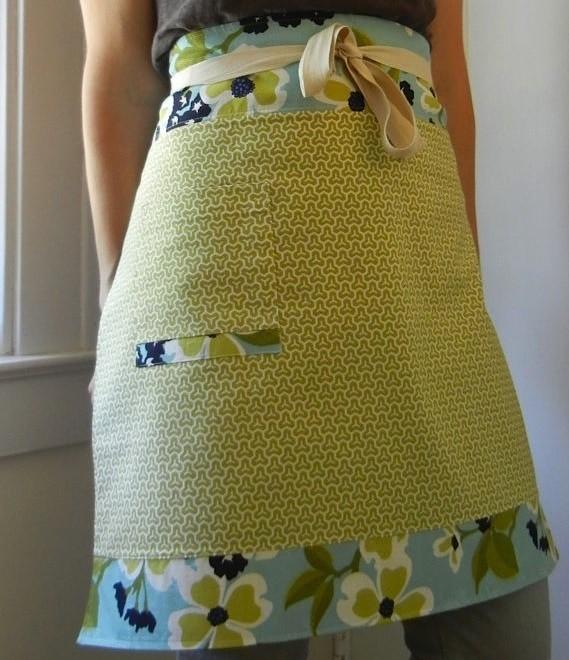 reversable apron