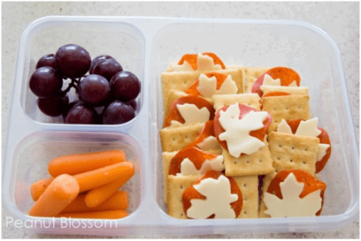 30 days of lunches