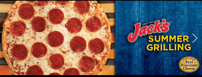 Late Night Entertaining With JACK'S Pizza