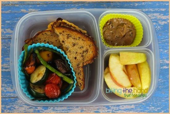 Grilled cheese Lunchbox