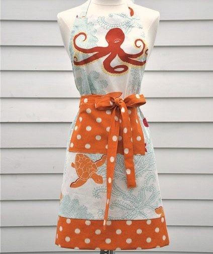 octopus apron